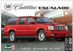 Revell Monogram 1:25 Cadillac Escalade , LIST PRICE $24.95