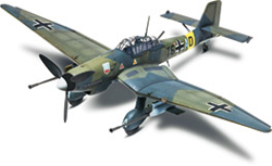 Revell Monogram 1:48 STUKA DIVE BOMBER, LIST PRICE $17.95
