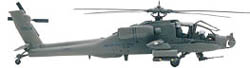 Revell Monogram AH-64 Apache Helicopter 1/48, LIST PRICE $19.95