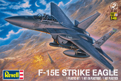 Revell Monogram F-15E Strike Eagle 1/48, LIST PRICE $29.95