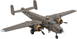 Revell Monogram B-25J Mitchell Bomber 1/48, LIST PRICE $26.95