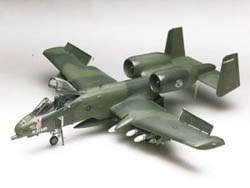 Revell Monogram A-10 Warthog 1/48, LIST PRICE $26.95