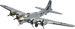 Revell Monogram B-17G Flying Fortress 1/48, LIST PRICE $37.95