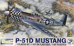 Revell Monogram 1:32 P-51D NA MUSTANG , DUE 11/30/2019, LIST PRICE $34.95