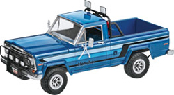 Revell-Monogram 1:25 1980 Jeep Honcho 4x4 Pick Up Truck Ice Patrol, DUE 1/15/2018, LIST PRICE $24.95