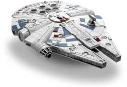 Revell - Germany Millennium Falcon, LIST PRICE $28.95