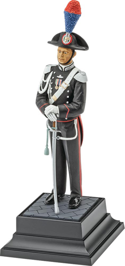 Revell - Germany Carabiniere 1:16, LIST PRICE $24.95