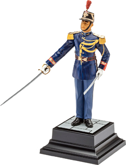 Revell - Germany Republican Guard 1:16, LIST PRICE $24.95