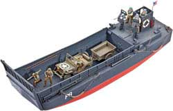 Revell - Germany D-DAY SET LCM3 & 4x4 1:35LtdEd, LIST PRICE $124.95