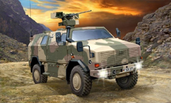 Revell - Germany Atf Dingo 2  Ge A3.3 Parsi :35, LIST PRICE $34.95