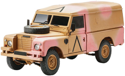 Revell - Germany Brit 4x4 Off-Road Vehicle 1:35, LIST PRICE $22.95