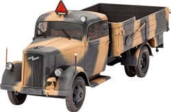 Revell - Germany German Truck Type 2,5-32 1:35, LIST PRICE $28.95