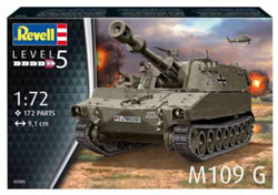 Revell - Germany M109 G, LIST PRICE $14.95