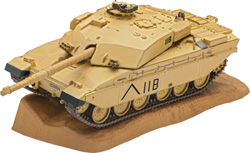 Revell - Germany Challenger 1:76, LIST PRICE $9.95