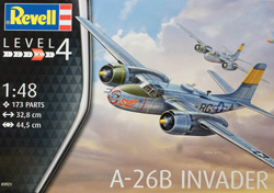 Revell - Germany A26 Invader 1:48, LIST PRICE $30.95