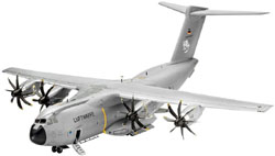 Revell - Germany Airbus A400M Luftwaffe 1:72, LIST PRICE $66.95