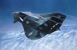 Revell - Germany F-19 STEALTH FIGHTER 1:144 , LIST PRICE $5.95