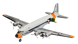 Revell - Germany C-54 Skymaster 1:72, LIST PRICE $49.95
