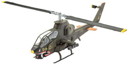 Revell - Germany Bell Ah-1G Cobra 1:72, LIST PRICE $24.95