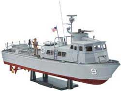 Revell - Germany Usn Swift Boat Pcf 1:48, LIST PRICE $17