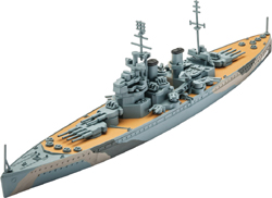 Revell - Germany Hms Prince of Wales 1:1200, LIST PRICE $9.95