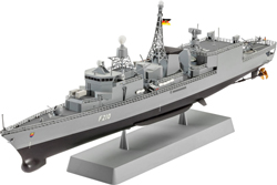 Revell - Germany German Frigate Class F122 :300, LIST PRICE $29.95