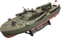 Revell - Germany Petrol Torpedo Boat Pt109 1:72, LIST PRICE $24.95