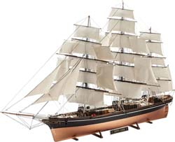 Revell - Germany Cutty Sark 1:96, LIST PRICE $134.95