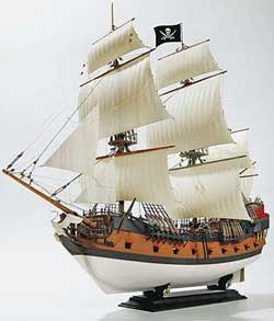 Revell - Germany Pirate Ship 1:72, LIST PRICE $189.95