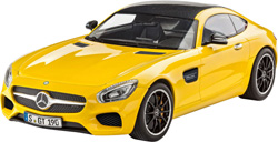 Revell - Germany Mercedes Amg Gt 1:24, LIST PRICE $34.95