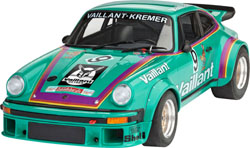 Revell - Germany Porsche 934 Rsr Vaillant 1:24, LIST PRICE $39.98