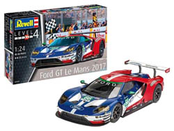 Revell - Germany Ford GT Race Version 1:24, LIST PRICE $999.99