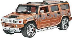 Revell - Germany Hummer H2 1:25, LIST PRICE $41.98