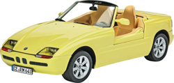 Revell - Germany Bmw Z1 1:24, LIST PRICE $34.95
