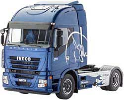 Revell - Germany IVECO STRALIS 1:24, LIST PRICE $124.95