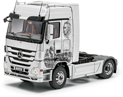 Revell - Germany Mercedes-BenZ Actros Mp3 1:24, LIST PRICE $83.95