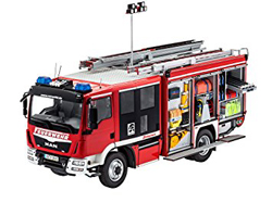 Revell - Germany Schlingmann Hlf 20 Varus 1:24, LIST PRICE $113.95