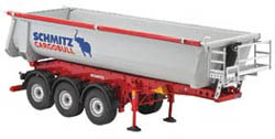 Revell - Germany DUMPER TRAILER 1:24           , LIST PRICE $111.98