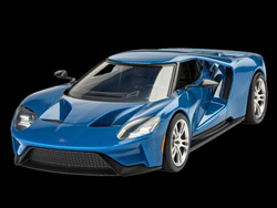Revell - Germany 2017 Ford GT 1:24, LIST PRICE $41.95