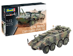 Revell - Germany 1:72 GTK Boxer Command Post NL , DUE 6/30/2019, LIST PRICE $17.66