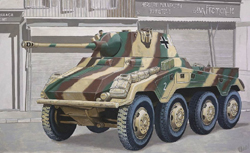 Revell - Germany 1:76 Sd.Kfz. 234/2 Puma , DUE 8/30/2019, LIST PRICE $9.35