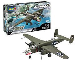 Revell - Germany 1:72 B-25 Mitchell , DUE 6/30/2019, LIST PRICE $11.69