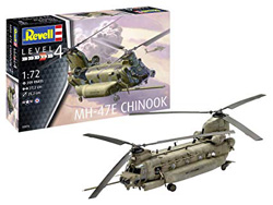 Revell - Germany 1:72 MH-47 Chinook , DUE 9/30/2019, LIST PRICE $23.56