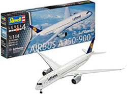 Revell - Germany 1:144 Airbus A350-900 Lufthansa New Li , DUE 11/30/2019, LIST PRICE $28.82