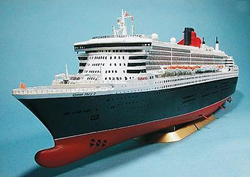 Revell - Germany 1:400 Queen Mary 2 , DUE 11/30/2019, LIST PRICE $213.33
