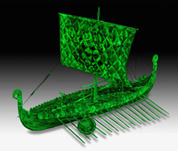 Revell - Germany 1:50 Viking Ghost Ship , DUE 5/30/2019, LIST PRICE $28.82