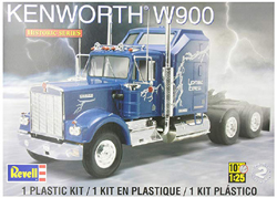 Revell - Germany 1:25 Kenworth W-900 , DUE 10/30/2019, LIST PRICE $83.46
