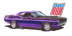 Revell - Germany 1:25 1970 Plymouth AAR Cuda , DUE 7/30/2019, LIST PRICE $35.34