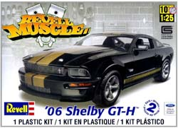 Revell - Germany 1:25 2006 Ford Shelby GT-H , DUE 7/30/2019, LIST PRICE $35.34
