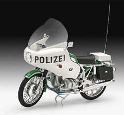 Revell - Germany 1:8 BMW R75/5 Police , DUE 5/30/2019, LIST PRICE $71.79